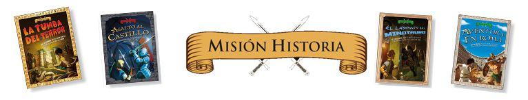 <div>Misión Historia</div>