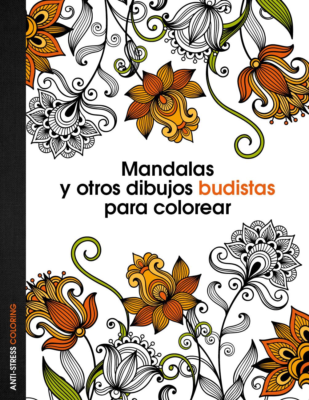 Mandalas y otros dibujos budistas para colorear | Planeta de Libros