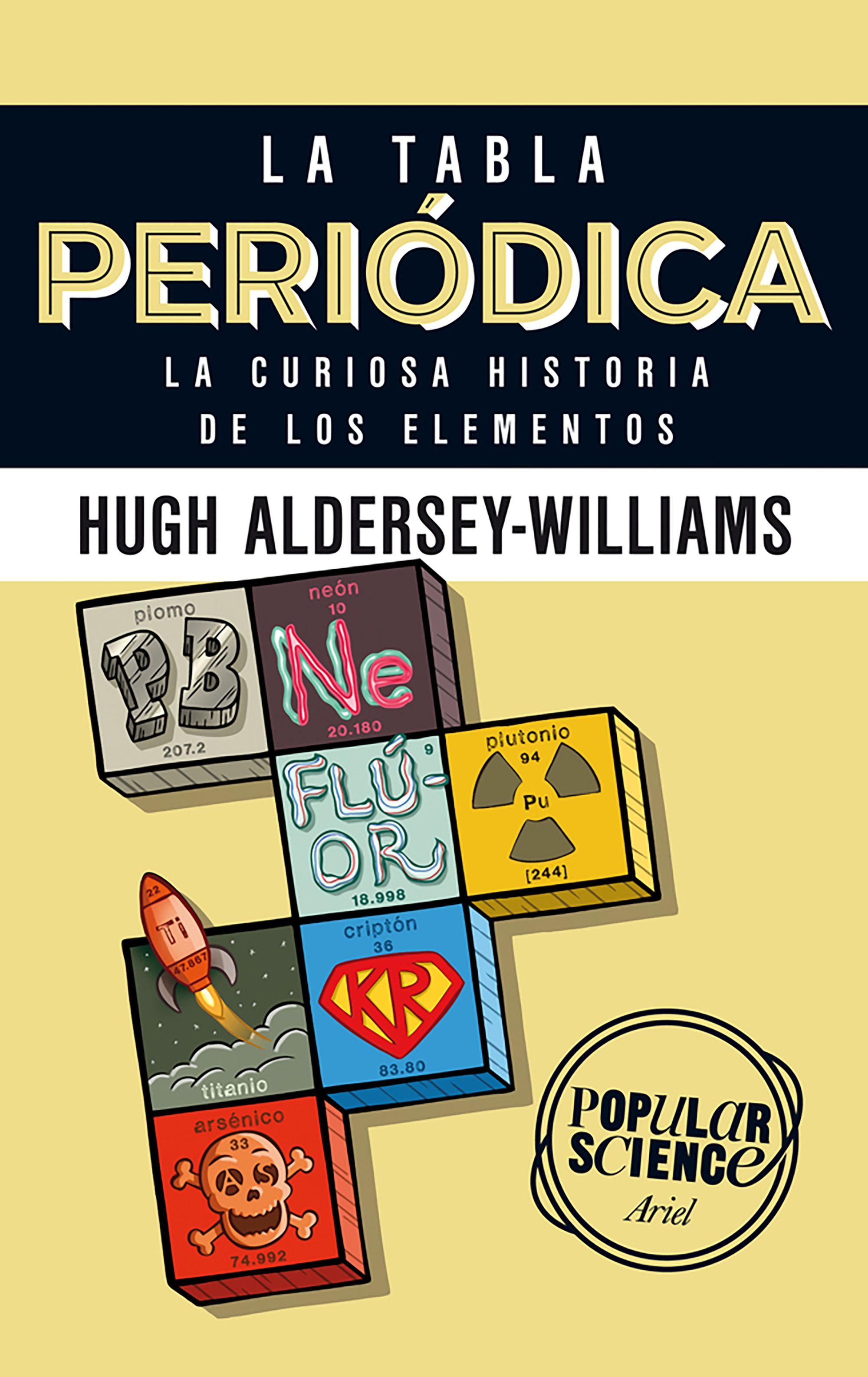 La tabla peridica planeta de libros hugh aldersey williams urtaz Image collections