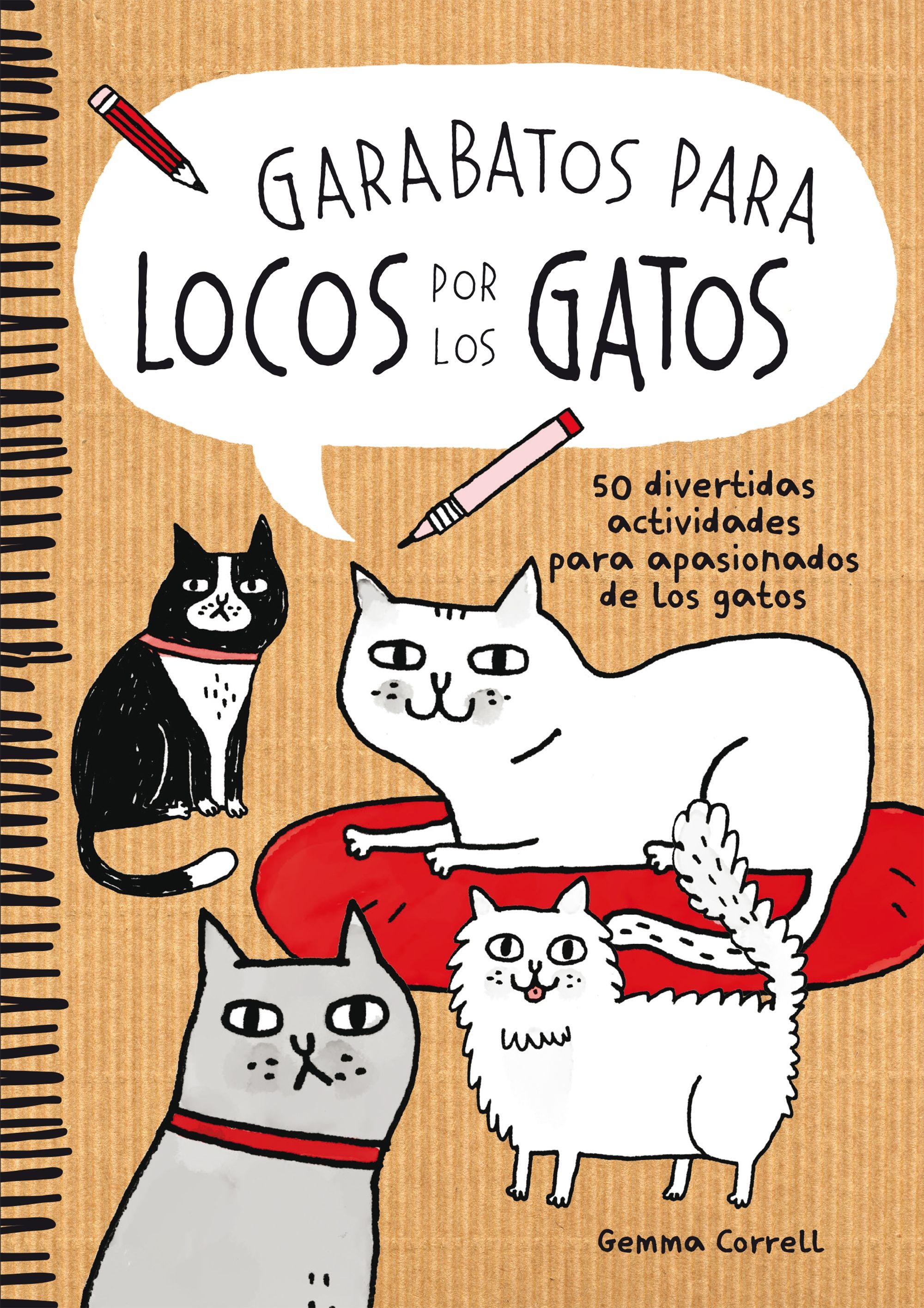 Garabatos para locos por los perros | Planeta de Libros