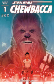 Star Wars Chewbacca nº 01