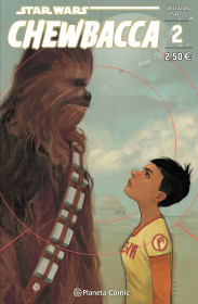 Star Wars Chewbacca nº 02/05