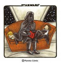 Pack Darth Vader e hijos