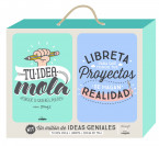 Kit Un millón de ideas geniales