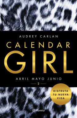 Resultado de imagen de calendar girl 2 portada