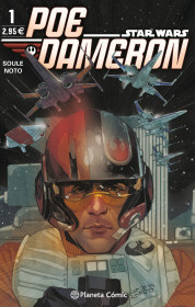 Star Wars Poe Dameron nº 01/25