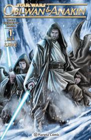 Star Wars Obi-Wan and Anakin nº 01/05