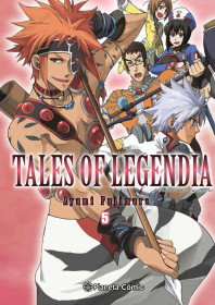Tales of Legendia nº 05/06