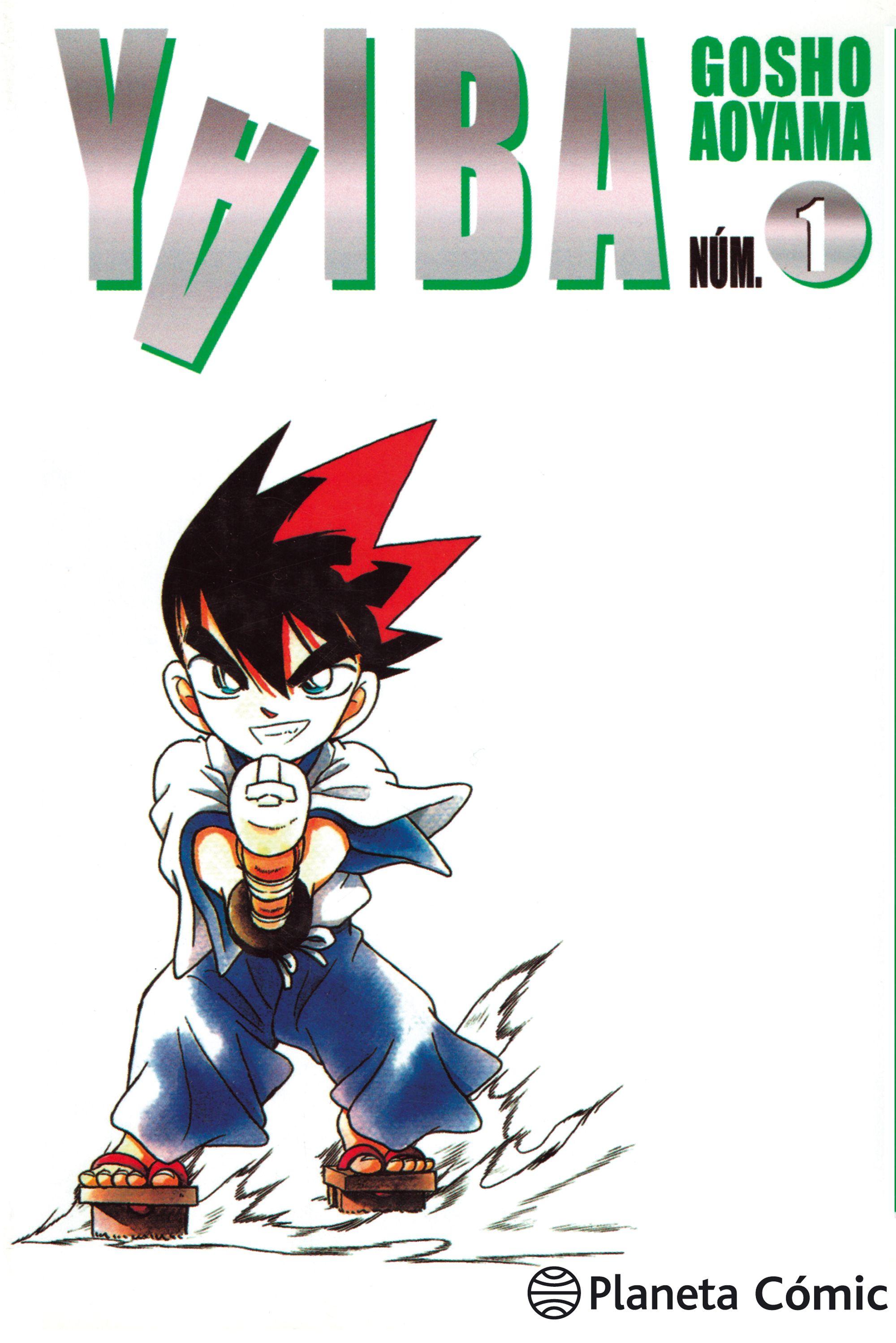Planeta reedita Yaiba, de Gosho Aoyama Portada_yaiba-n-0112-nueva-edicion_gosho-aoyama_201611301317