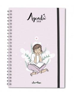Agenda anual 2018 Clarilou