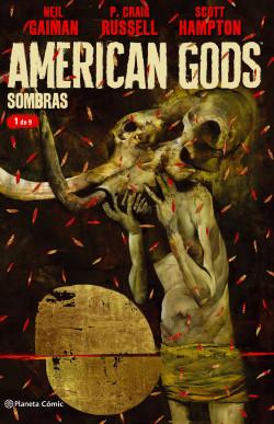 American Gods Sombras nº 01/09