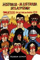 100 artistas sin los que no podría vivir