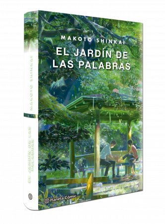 El Jardin De Las Palabras Novela Makoto Shinkai Planetadelibros