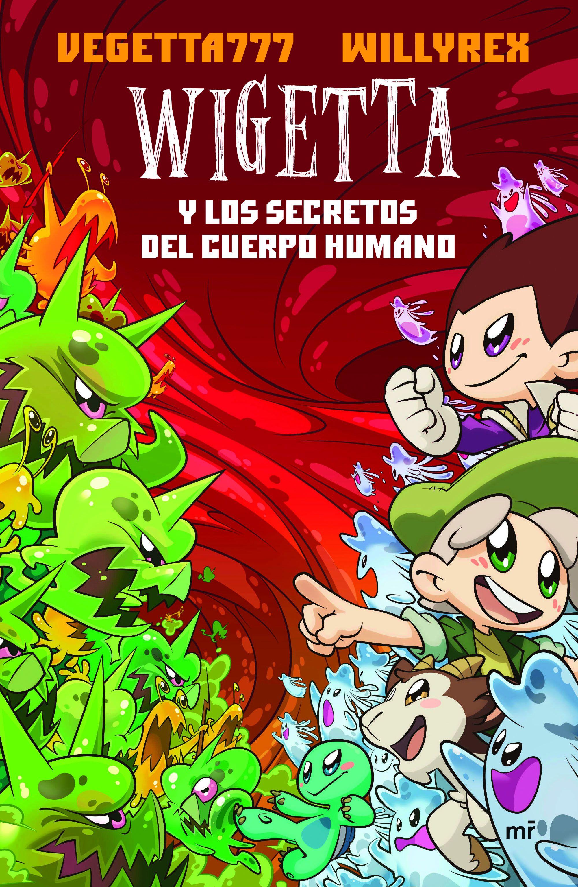 Wigetta y los secretos del cuerpo humano | Planeta de Libros