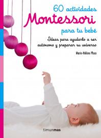 60 actividades Montessori para tu bebé