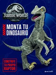 Jurassic World. El reino caído. Monta tu dinosaurio