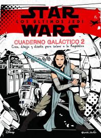 Star Wars. Los últimos Jedi. Cuaderno galáctico