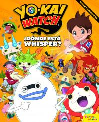 Yo-kai Watch. ¿Dónde está Whisper?