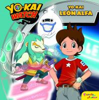 Yo-kai Watch. Yo-kai León Alfa