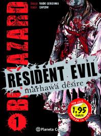 MM Resident Evil nº 01 1,95