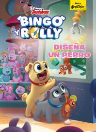 Bingo y Rolly. Diseña un perro