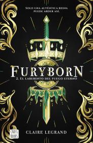 Furyborn 2. El laberinto del fuego eterno
