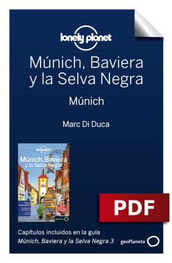 Múnich, Baviera y la Selva Negra 3_2. Múnich