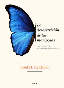La desaparición de las mariposas de Josef H. Reichholf