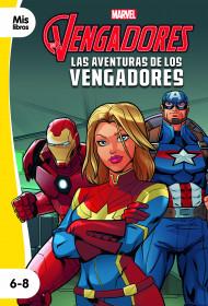 Las aventuras de los Vengadores