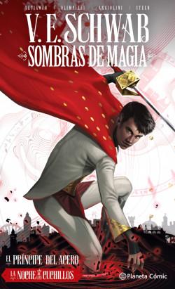 Sombras de magia nº 02 (novela gráfica)