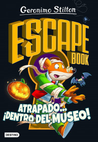 GS Escape book. Atrapado... ¡dentro del museo!