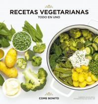 Recetas vegetarianas. Todo en uno