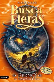 Ferno, el Dragón de fuego