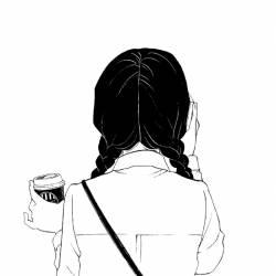 Leyendo En Starbucks